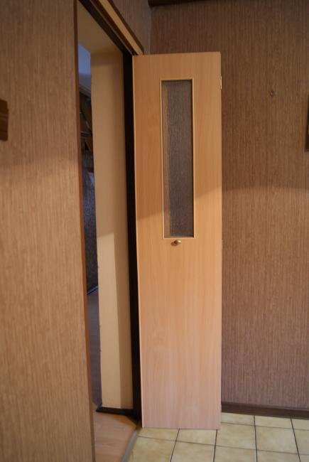 Drzwi łamane składane