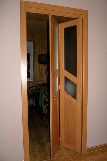 Drzwi skladane lamane