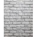 Majakprint szaro-biała cegła 3D