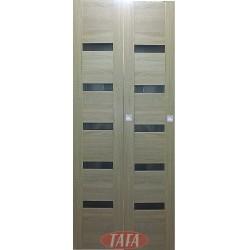 Drzwi składane, łamane  Orsola model 4