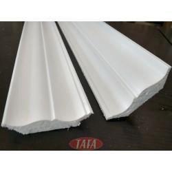 Listwa biała szeroka