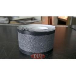 Pasek H36172 czarny/grafit /brokat/