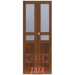 Drzwi składane, łamane Justyna 2