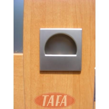 Metalowy uchwyt do drzwi składanych