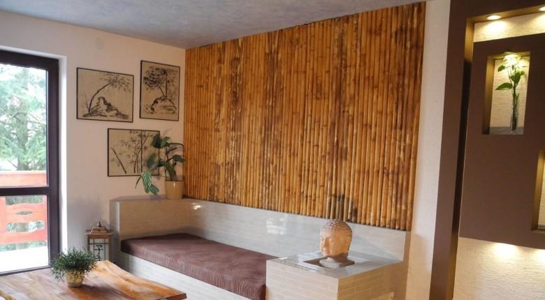 Panele bambusowe 3D